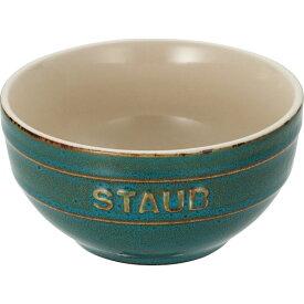 ストウブ セラミックボウル タ-コイズ セラミック 洋陶器 洋陶鉢 鉢セット 40511-832(代引不可)