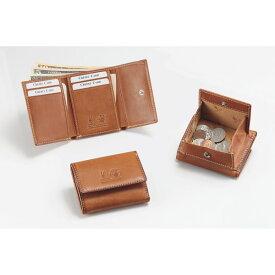 オリーチェ バケッタレザー 三つ折り財布 名入れなし 11930002(代引不可)