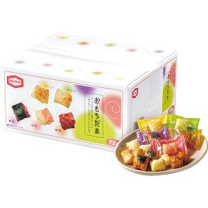 化粧箱 亀田製菓 おもちだま 10075 お菓子(代引不可)