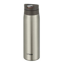 タイガー魔法瓶 ステンレスミニボトル 0.5L MCX-A502XC クリアーステンレス 水筒 ステンレスボトル 保温 保冷