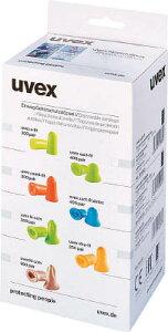 UVEX 防音保護具耳栓com4−fit 300組入 2112023