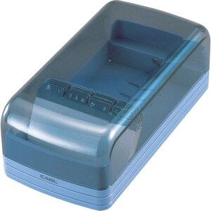 カール 名刺整理器 No.860E-B ブルー 収容枚数600枚 NO.860EB