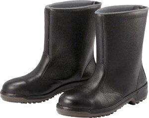 ミドリ安全 安全半長靴 26.0cm MZ040J26.0