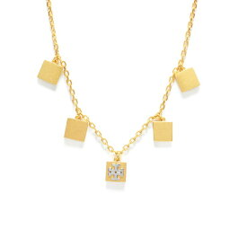Tory Burch ネックレス BLOCK-T LOGO CHARM NECKLACE 50935 レディース TORY GOLD/SILVER 745 トリーバーチ【送料無料】
