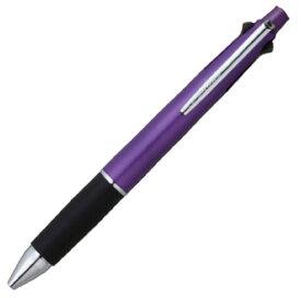 三菱鉛筆 多機能ペン ジェットストリーム 4&1 MSXE510005.11 パープル