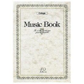 キョクトウ 音楽帳 M601