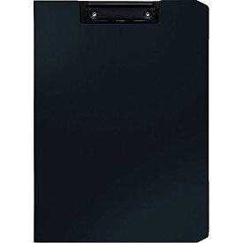 ソニック クリップボード ソフィット A4 タテ型 ブラック CB-875-D