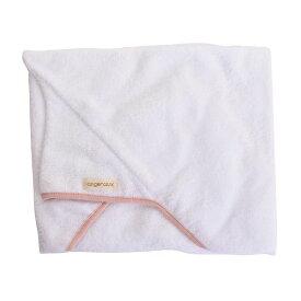 angerolux アンジェロラックス とんがりフード付きバスタオル ピンク 1個