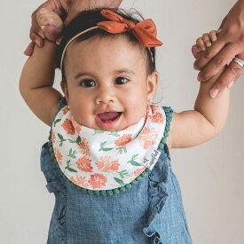 Copper Pearl コッパーパール ファッションビブ 2枚セット ヘーゼル ベビー 赤ちゃん 子育て 育児 贈り物 プレゼント【送料無料】