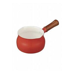 CBジャパン シービージャパン copan コパン 多用途ミルクパン 13cm レッド 調理 器具 料理器具 調理器具 フライパン 鍋