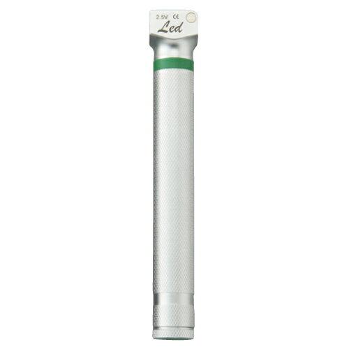 メドライフ ファイバー式喉頭鏡 ハンドル(LEDランプ付) 規格:ミニ(スリム) サイズ:H150【送料無料】