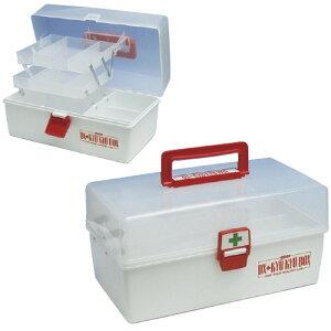 明邦化学工業 DX救急箱 サイズ:W360×D210×H185