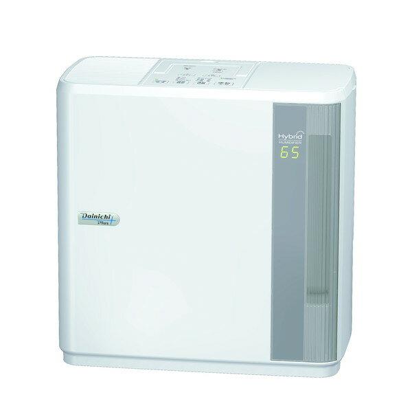 ダイニチ ハイブリッド式加湿器 ホワイト HD-5017(W)【送料無料】