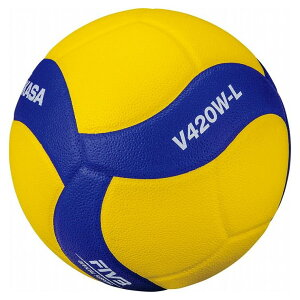 ミカサ(MIKASA) MIKASA ミカサ バレーボール軽量4号球 小学生用 練習球 V420WL