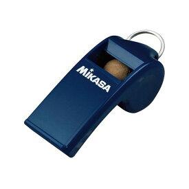 ミカサ(MIKASA) アクセサリー ホイッスル(コルク入り) ネイビーブルー PUL10NB