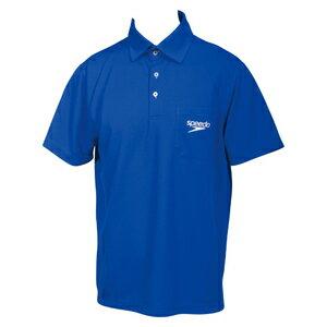 スピード(speedo) メンズ ポロシャツ SD14S01 ブルー BL