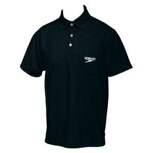 スピード(speedo) メンズ ポロシャツ SD14S01 ブラック K