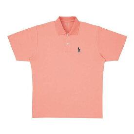 GOSEN(ゴーセン) T1308ユニ1Pポロシャツ T1308 【カラー】パウダーオレンジ 【サイズ】XL
