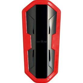 モルテン(Molten) スワンセシンガードSサイズ 黒×赤 GG0022KR