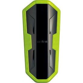 モルテン(Molten) スワンセシンガードMサイズ 黒×ライトグリーン GG0023KL