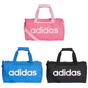 アディダス adidas リニアチームバッグ XS FSW92 ボストンバッグ 合宿 ダッフルバッグ リニアロゴデザイン でかロゴ 大容量