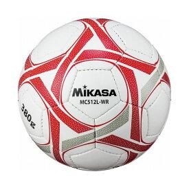 40546b3e4229e2 ミカサ(MIKASA) MIKASA ミカサ サッカーボール軽量5号球 MC512LWR【送料無料