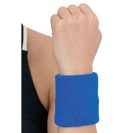 D&M リストバンド(1ペア入り/弱圧迫タイプ) ブルー サポーター スポーツケア用品