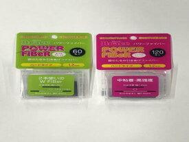 パワーファイバー シングルスレッド ダブルスレッド ブレース ブリッジファイバー 1.2mm 1.6mm クリア 二重テープ 瞼のたるみ ハードタイプ