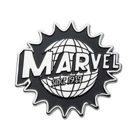 マーベルコミック Since1939 80周年記念 ロゴ ラペルピン MARVEL アメコミ アクセサリー グッズ 【Salesone Studios】
