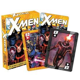 マーベル X-MEN PLAYING CARDS トランプ MARVEL アメコミ グッズ 【アクエリアス】