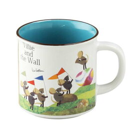 レオ・レオニ マグカップ Tillie and the Wall どうするティリー? ねずみ Leo Lionni 雑貨