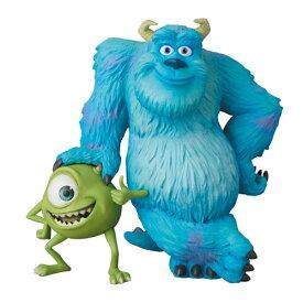 ディズニー・ピクサー UDF Pixar サリー&マイク フィギュア DISNEY モンスターズ・インク 【メディコムトイ】