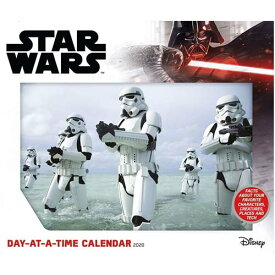 スター・ウォーズ 2020年 日めくりカレンダー 卓上カレンダー STAR WARS グッズ