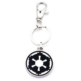 スター・ウォーズ 銀河帝国 ロゴキーリング STAR WARS ダークサイド アクセサリー グッズ 【BodyVibe】