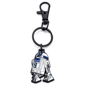 スター・ウォーズ R2-D2 キーリング STAR WARS ライトサイド アクセサリー グッズ 【BodyVibe】