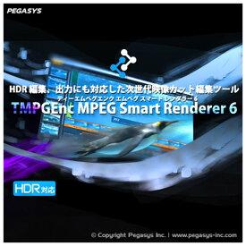 TMPGEnc MPEG Smart Renderer 6