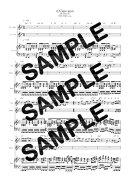 【ダウンロード楽譜】 s[K]ape:goat/DELUHI(ピアノ弾き語り譜 中級2)