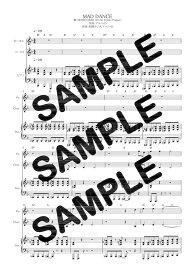 【ダウンロード楽譜】 MAD DANCE/PEDRO [BiSH AYUNi D Solo Project](ピアノ弾き語り譜 初級1)