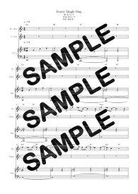 【ダウンロード楽譜】 Every Single Day/家入レオ(ピアノ弾き語り譜 初級2)