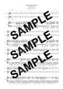 【ダウンロード楽譜】 Weekend Shuffle/氷室京介(ピアノ弾き語り譜 初級2)