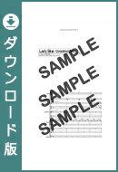 【ダウンロード楽譜】 Lady Blue -Completed Take-/RED WARRIORS(バンドスコア譜 中級2)