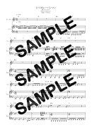 【ダウンロード楽譜】 とべ!カレーパンマン/ドリーミング(ピアノ弾き語り譜 初級2)