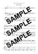 【ダウンロード楽譜】 サロメティック・ルナティック/ALI PROJECT(ピアノ弾き語り譜 初級1)