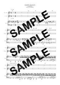 【ダウンロード楽譜】 HAPPY DANCE/槇原敬之(ピアノ弾き語り譜 初級1)