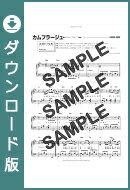 【ダウンロード楽譜】 カムフラージュ/竹内 まりや(ピアノソロ譜 中級1)