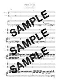 【ダウンロード楽譜】 NATIVE DANCE/B'z(ピアノ弾き語り譜 初級2)