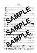 【ダウンロード楽譜】 ハピリリ/アルストロメリア(ピアノ弾き語り譜 初級2)