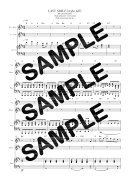 【ダウンロード楽譜】 LAST SMILE〈style GR〉/GRANRODEO(ピアノ弾き語り譜 初級1)