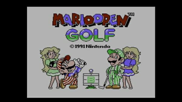 [Wii U] マリオオープンゴルフ (ダウンロード版)
