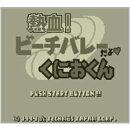 [3DS] 熱血!ビーチバレーだよ くにおくん (ダウンロード版)